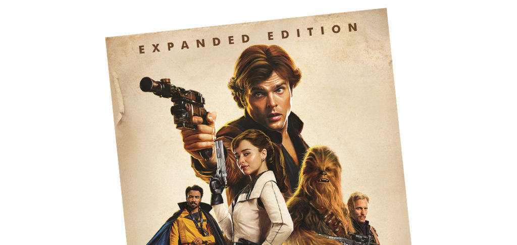 Solo Expanded Edition Novel