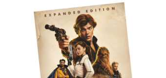 Solo Expanded Edition Novel Out Now