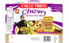 Uncle Tobys Chewy Muesli Bars - Apricot Choc Chip