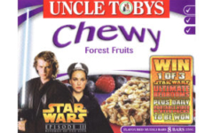 Uncle Tobys Chewy Muesli Bars - Forest Fruits
