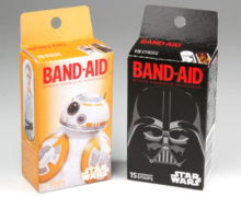 Star Wars Band-Aids (Again)
