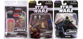 Competition 23 – Arise Sir Toy, Saga Collection