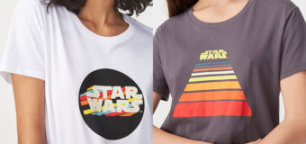New Women's Star Wars T-Shirts at Cotton On