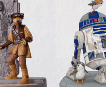 Star Wars 2018 Hallmark Ornaments at Retrospace