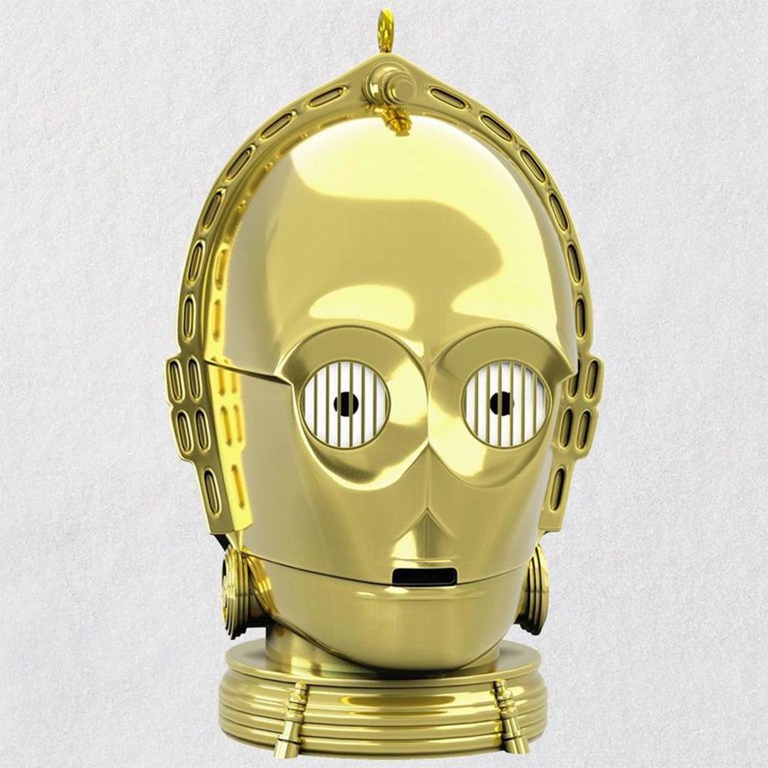 Star Wars 2018 Hallmark Ornaments