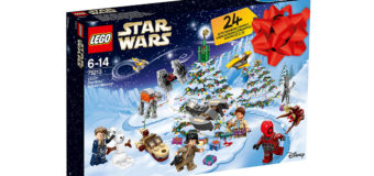 LEGO Advent Calendar at Mighty Ape