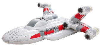 Star Wars Pool Toys and Beach Balls