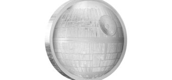 Death Star Coin from NZ Mint