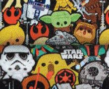 New Star Wars Fabrics at Spotlight