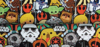 New Star Wars Fabrics at Spotlight