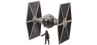'Solo' TIE Fighter at The Warehouse