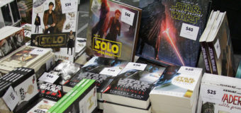 Auckland Armageddon Preview Night – Shopping