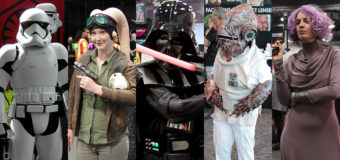 Star Wars Costumes at Armageddon