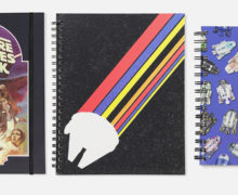 Star Wars Stationery at Cotton On