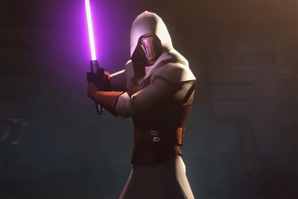 Jedi Revan in Galaxy of Heroes