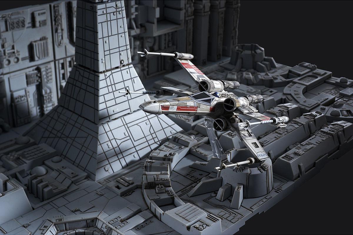 New Star Wars Bandai Model Kits - SWNZ, Star Wars New Zealand