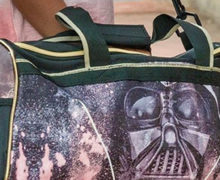 Darth Vader Sports Bag at Mighty Ape