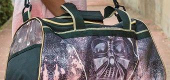 Darth Vader Sports Bag at Mighty Ape