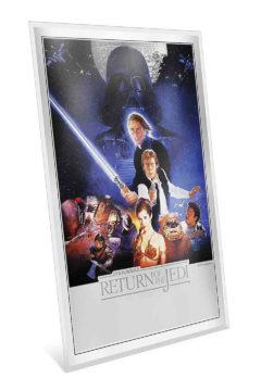 'Return of the Jedi' Silver Foil
