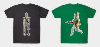 Action Figure T-Shirts