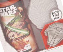 Star Wars Millennium Falcon Bath Set