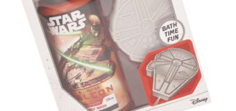 Star Wars Millennium Falcon Bath Set