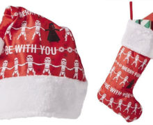 Christmas Hat, Stocking at The Warehouse