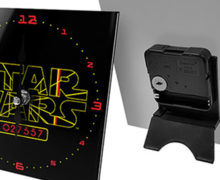 Star Wars Clocks at Clearance Prices
