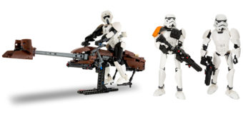 Imperial LEGO Buildable Figures