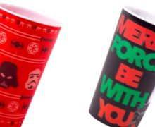 Star Wars Holiday Cups on Sale