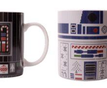 Star Wars Holiday Themed Mugs