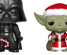 Pop! Vinyl Star Wars Holiday Figures