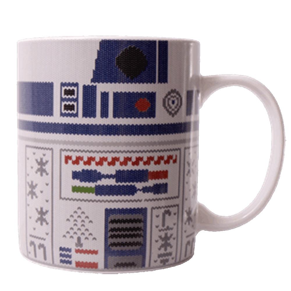 Star Wars Christmas Themed R2-D2 Mug at EB Games