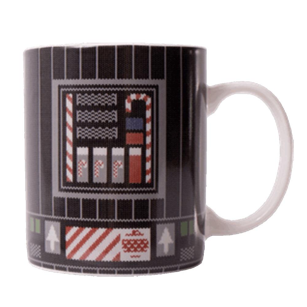 Star Wars Christmas Themed Darth Vader Mug at EB Games