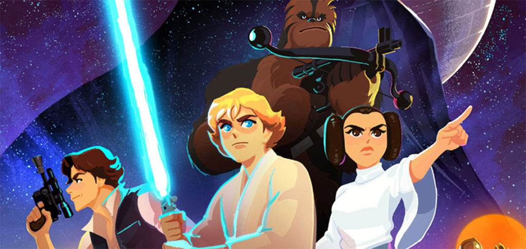 'Galaxy of Adventures' Trailer