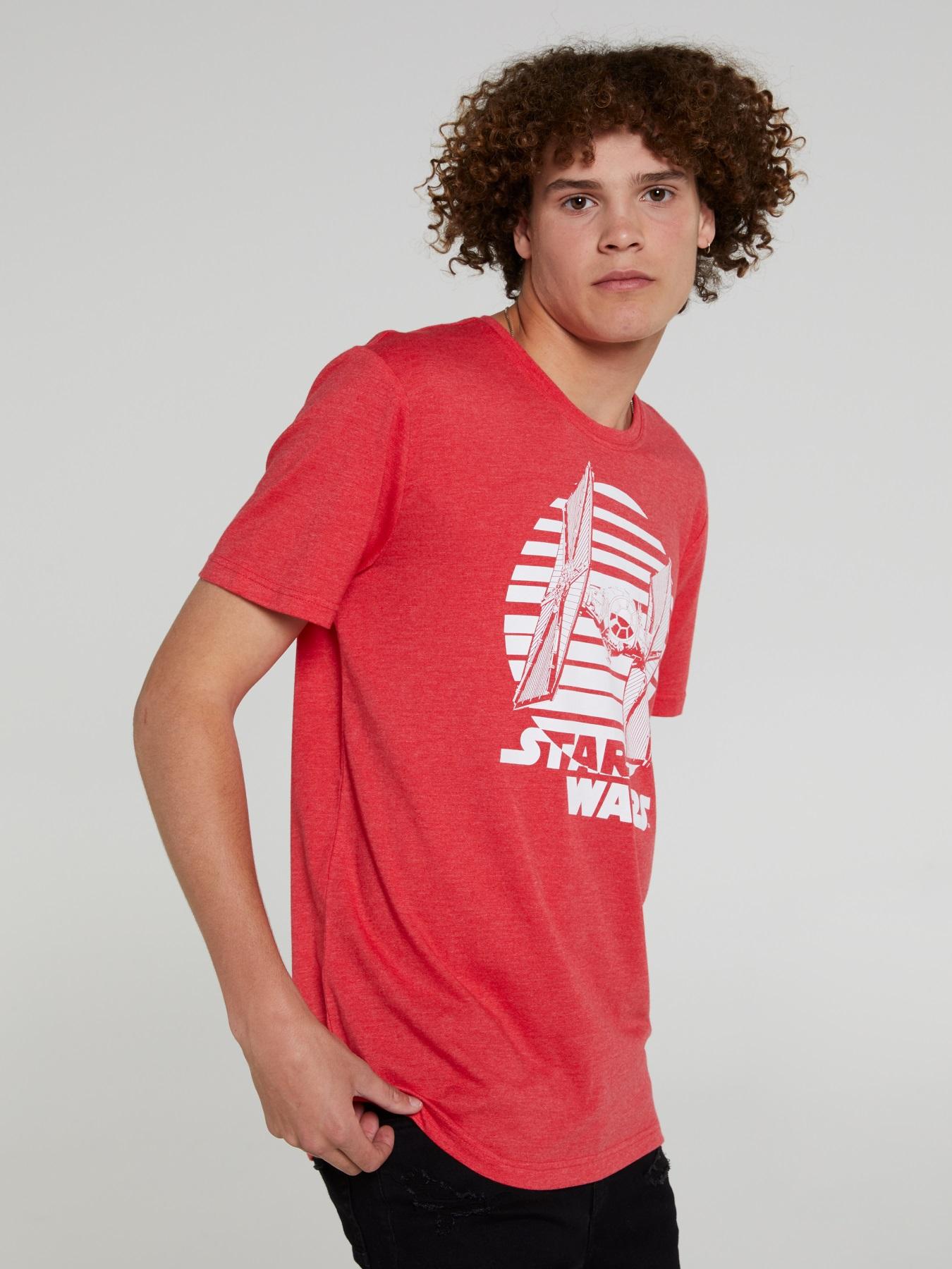 Men's Star Wars TIE Fighter T-Shirt at Jay Jays