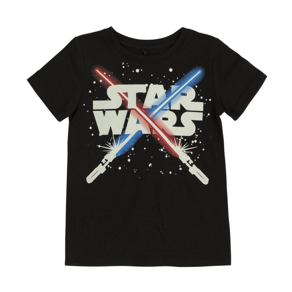 Chilren's Star Wars Lightsaber T-Shirt at K-Mart