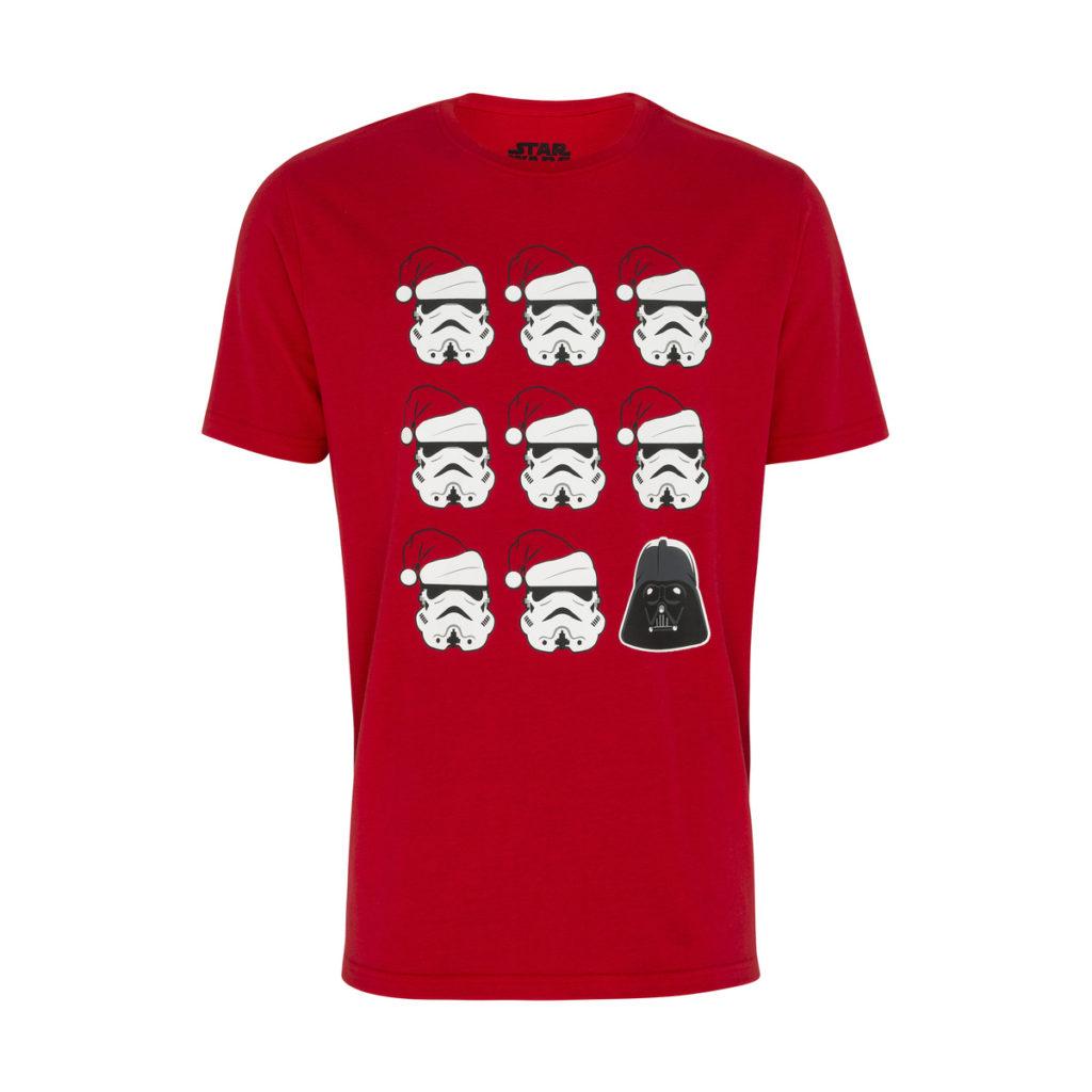 Men's Star Wars T-Shirts at K-Mart