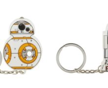 Star Wars Keyrings at K-Mart