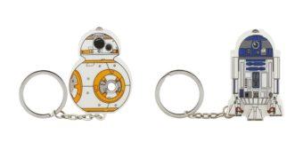 Star Wars Keyrings at K-Mart