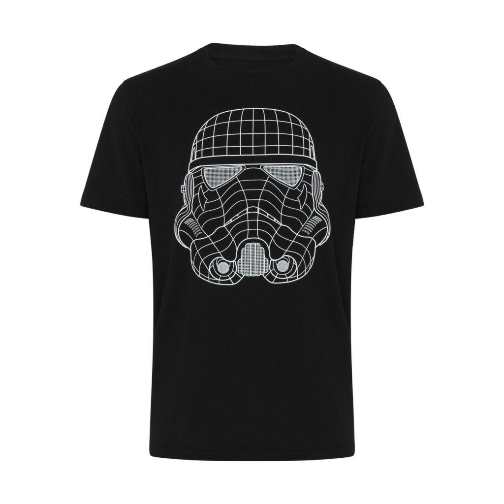 Men's Star Wars Stormtrooper T-Shirt at K-Mart