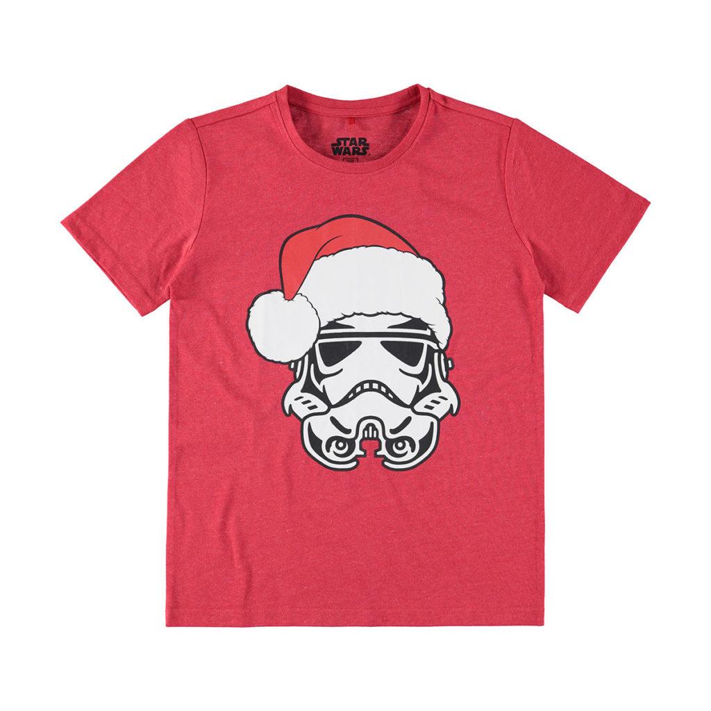 Children's Star Wars Christmas Stormtrooper T-Shirt at K-Mart