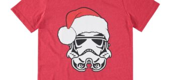 Kids Christmas Trooper T-Shirt