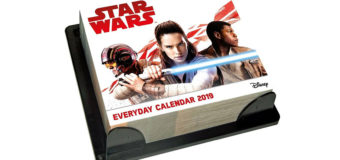 Star Wars Day-By-Day 2019 Desk Calendar