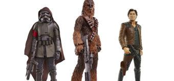 Solo Jakks Pacific 18″ Figures at Mighty Ape