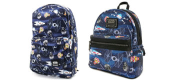New Loungefly Bags Featuring Funko Pop Art