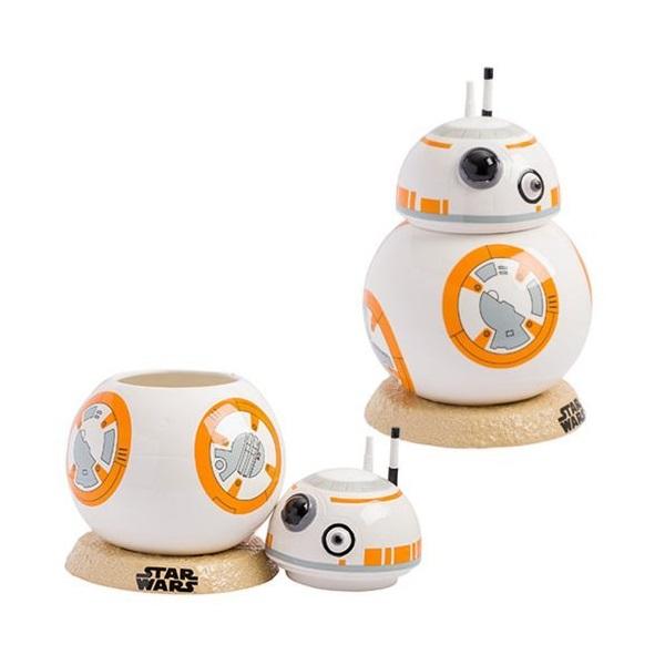 Star Wars BB-8 Cookie Jar at Mighty Ape