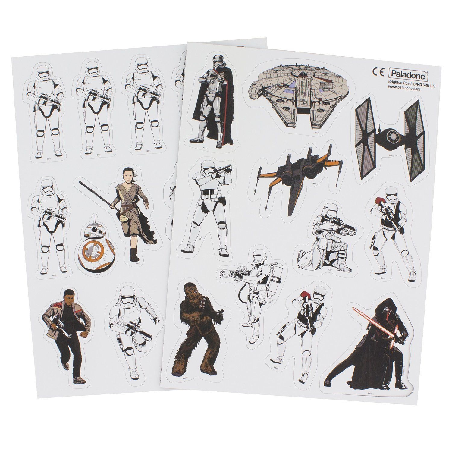 Star Wars: The Force Awakens - Battle Magnets at Mighty Ape