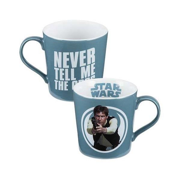Star Wars Han Solo Ceramic Mug at Mighty Ape