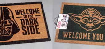 Star Wars Door Mats at Mitre10 Mega